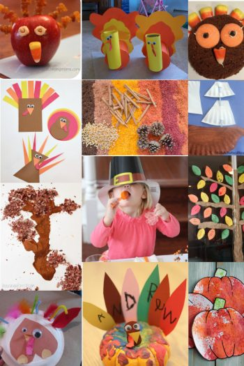 30+ Thanksgiving Activities For 4 Year Olds