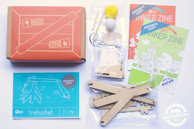 Tinker Crate from Kiwi Crate - Kids Activities Blog