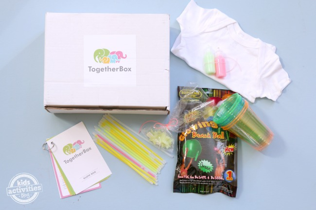 Together Box Subscription Box for Kids - Kids Activities Blog