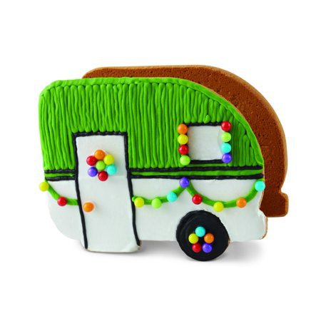 Walmart Wilton Gingerbread House camper trailer