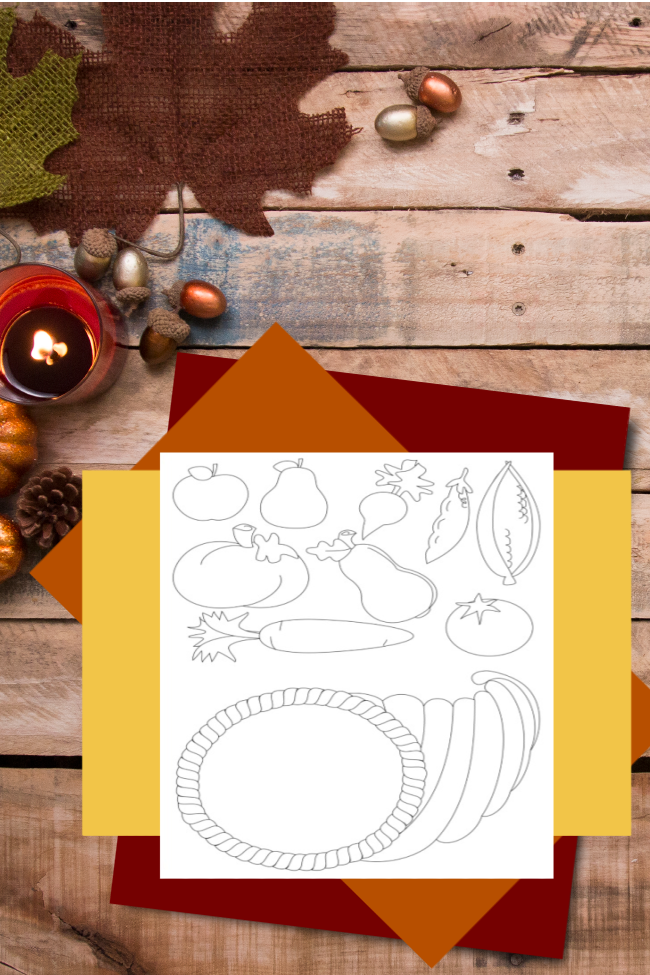 Helping Kids Express Gratitude {with Free Thanksgiving Coloring Pages}