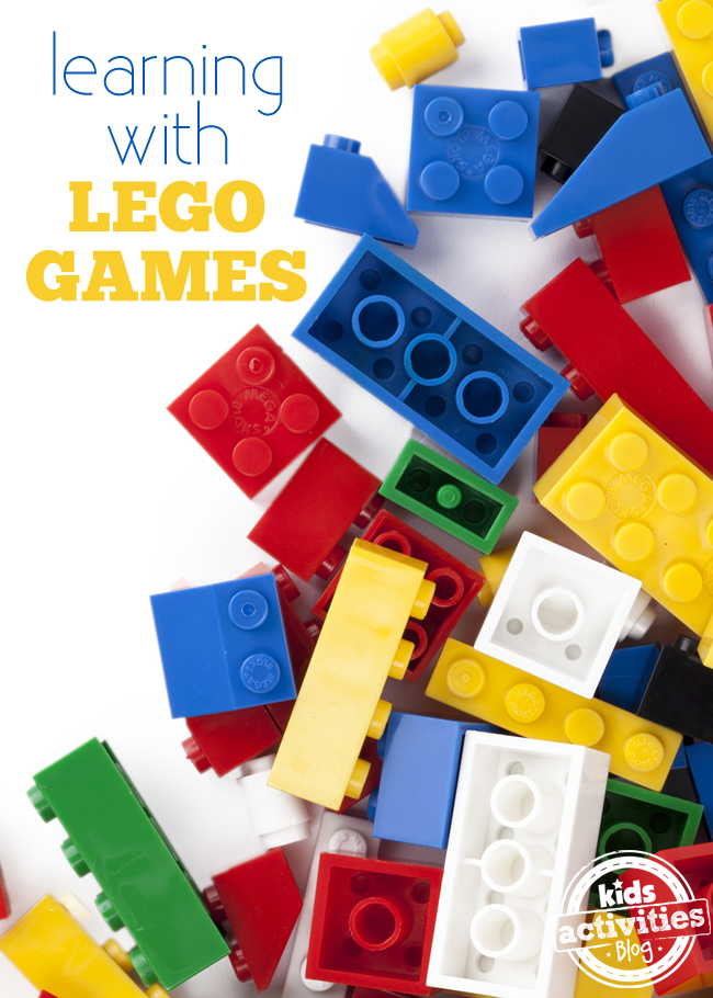 Fun Learning With Lego Games