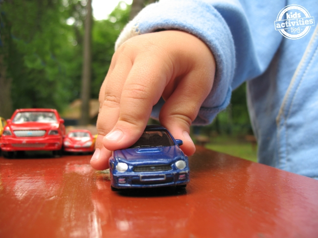 13 {FUN} ways for kids to play with cars