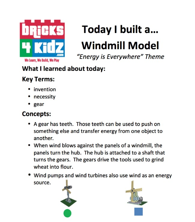 Bricks 4 Kidz - Today I Built a - Kids Activities Blog