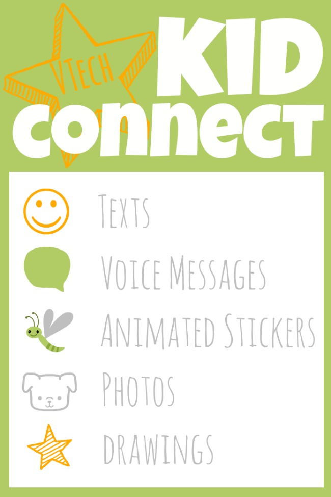 VTech Kid Connect App - Kids Activities Blog