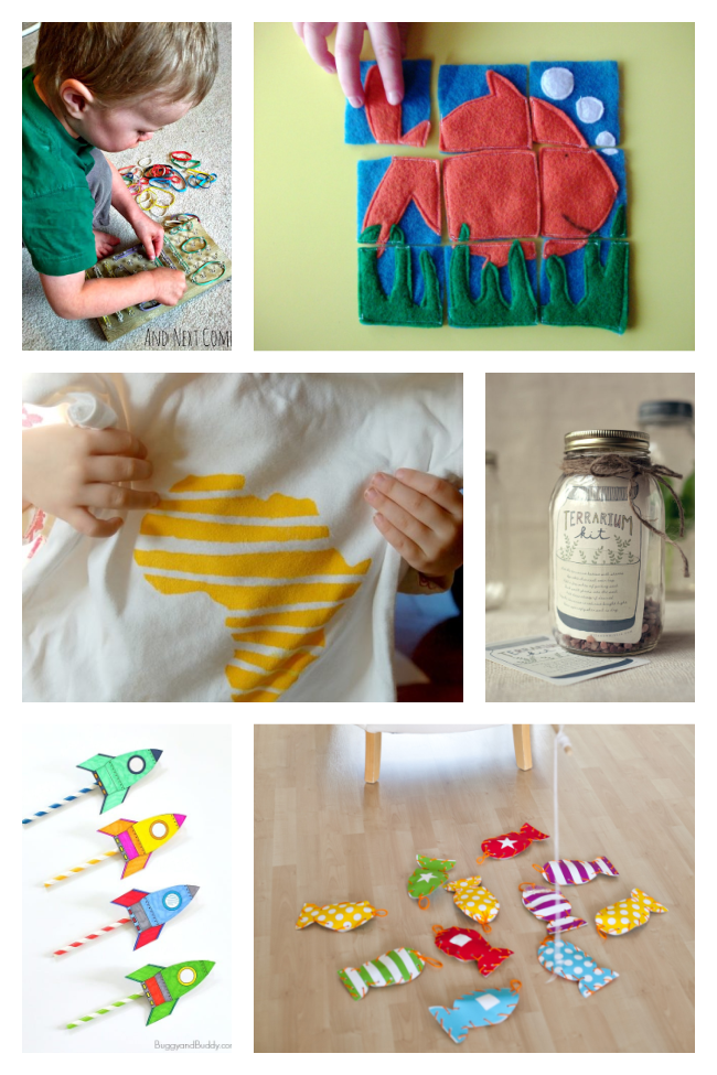 14 Homemade Gifts for 4 Year Olds