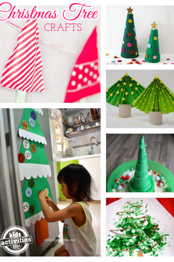 11 Christmas Tree Crafts