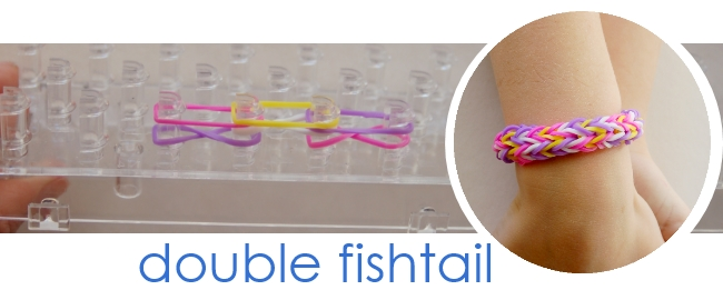 rainbow loom bracelets tutorial