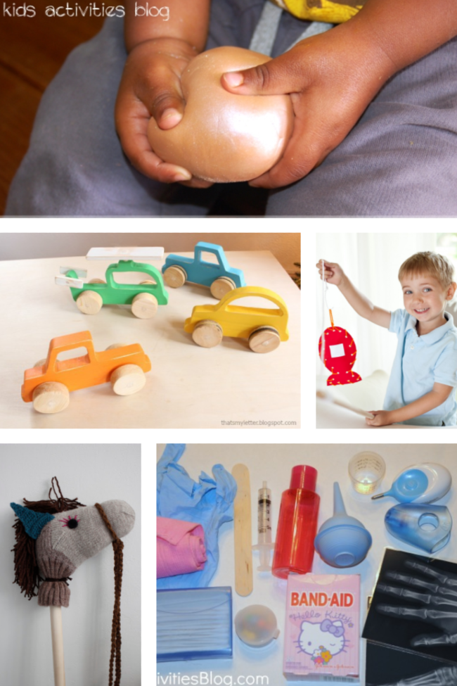 21 Homemade Gifts for 3 Year Olds {They Can Help Too!}