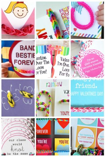15 Band Bracelet Valentines Kids Can Make - Kids Activities Blog