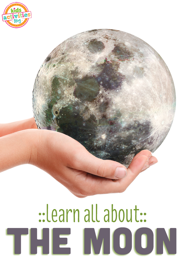 30+ ways to teach children about the moon
