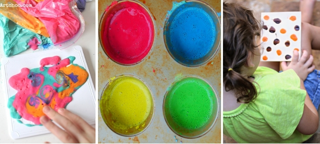 paint recipes for kids