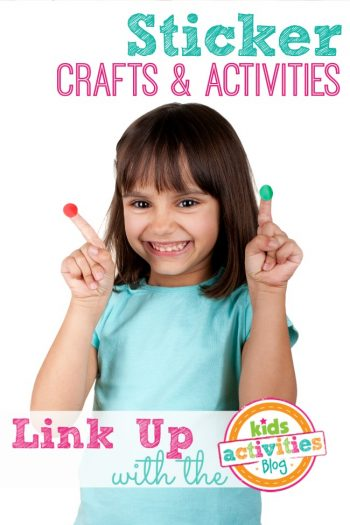 Sticker Crafts and Activities