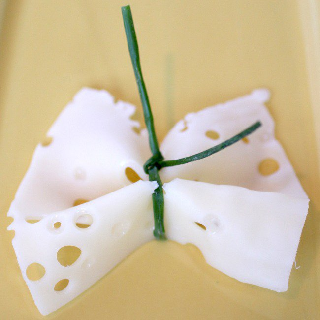 Swiss Cheese Butterfly - Kids Activities Blog