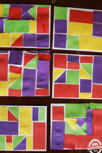 Art & Math: A Fun Educational Project Inspired By Klee
