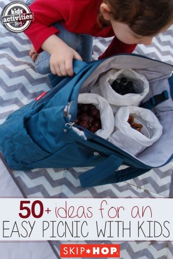 picnic ideas for kids - Skip Hop - Kids Activities Blog