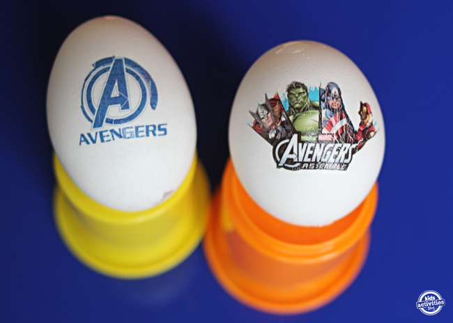 Super Cool Avenger Easter Eggs!