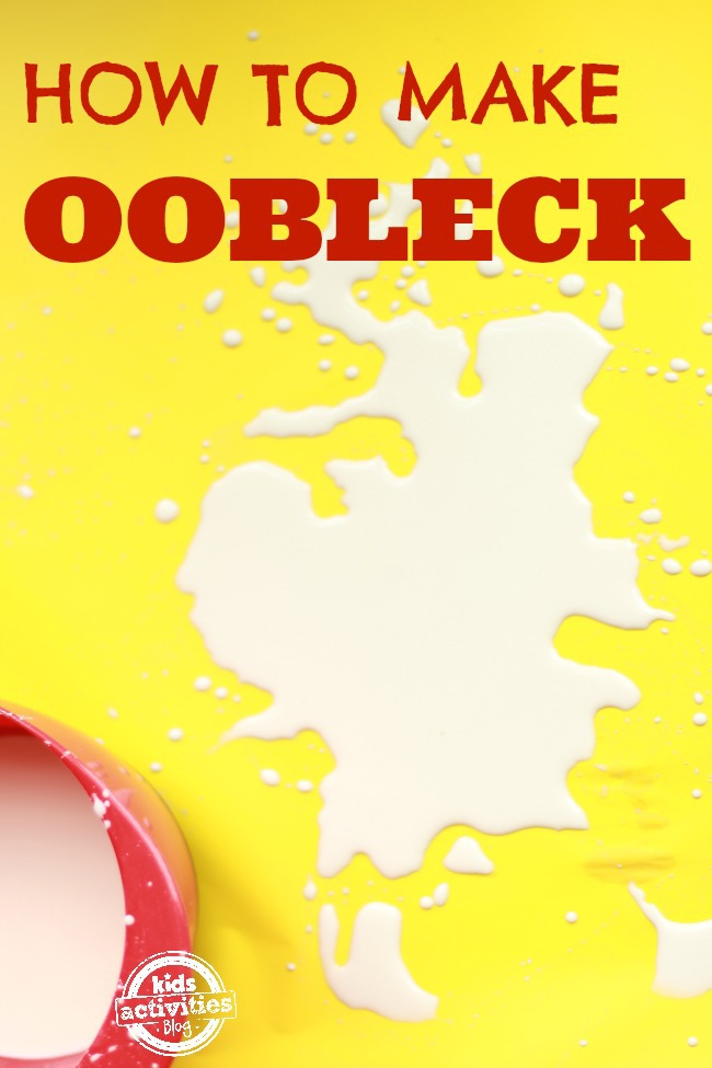 Oobleck for KAB Main Image