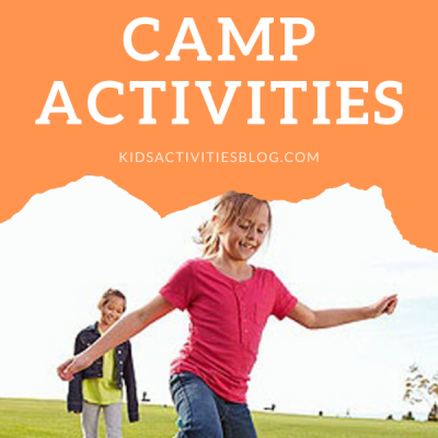 simple activities for summer camp that you could do at home