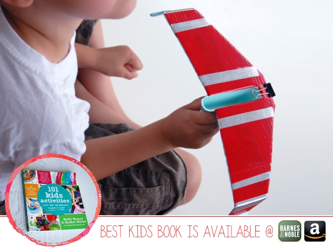 Kids Activities Blog Book