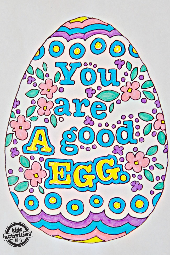 9 Easter Coloring Pages for Kids (Free Printables) - Fun Loving ... | 975x650