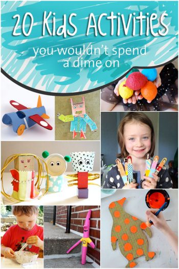 frugal kids activities