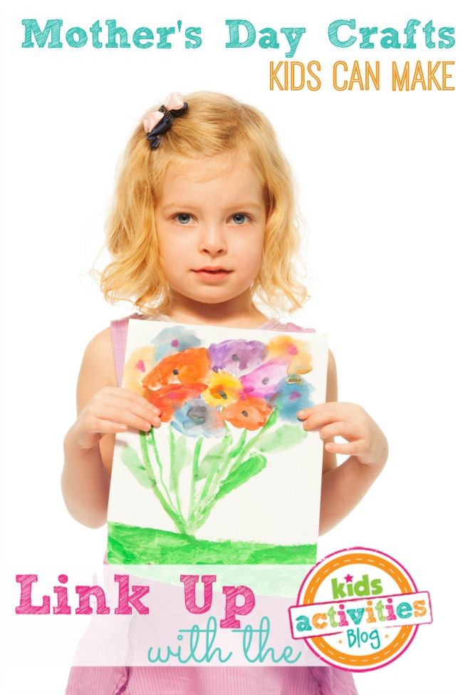 mothers day crafts kids can make