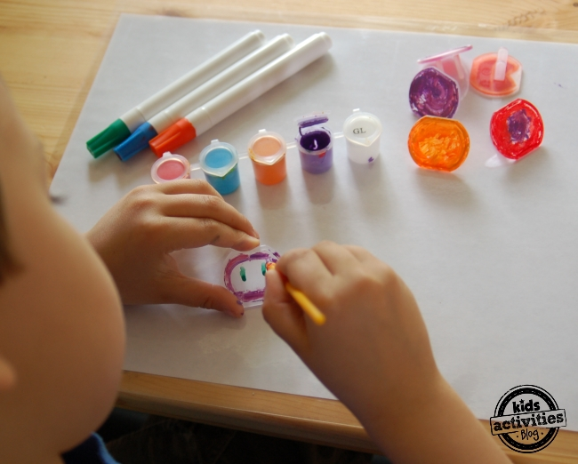 DIY play dough toys