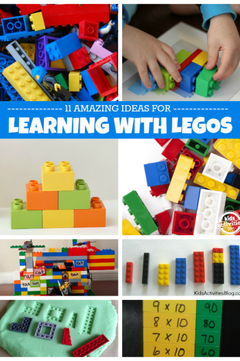 11 Ideas for Learning with Legos