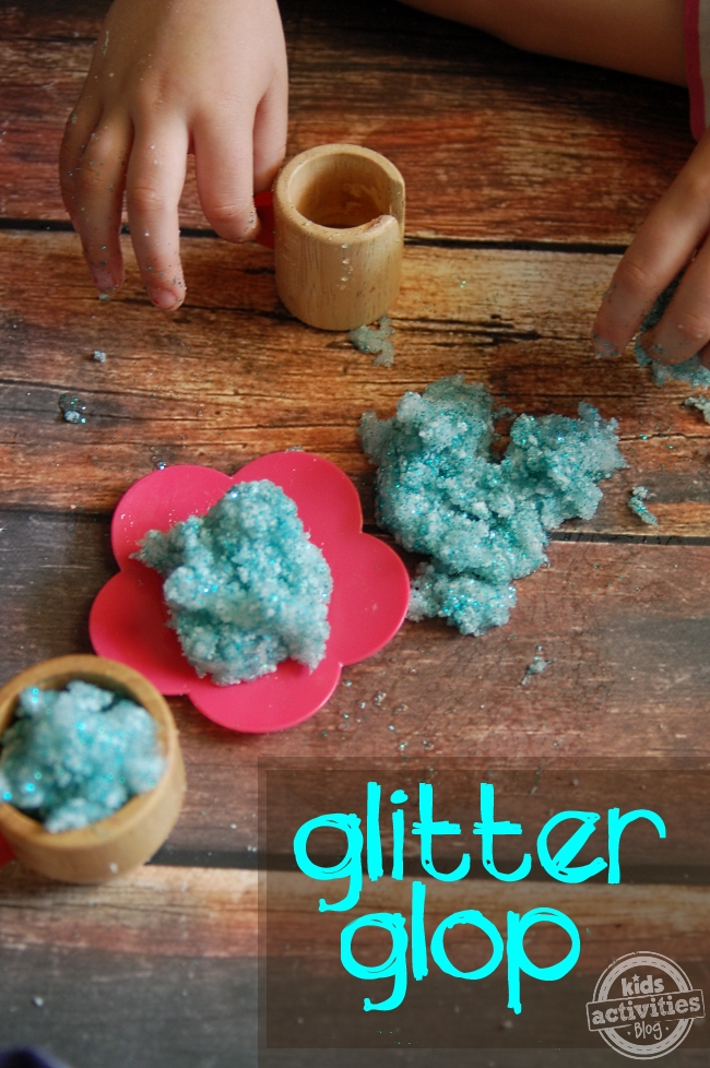 3 Ingredient Glop – A Play Recipe