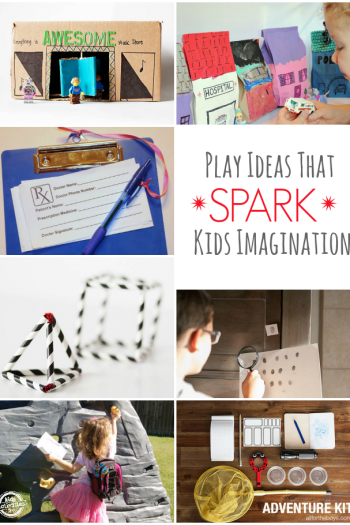 10 Play Ideas to Spark Your Kids Imagination