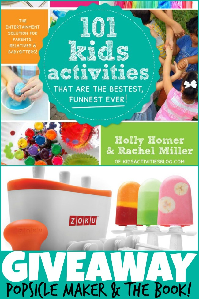 101 kids activities that are the bestest funnest ever