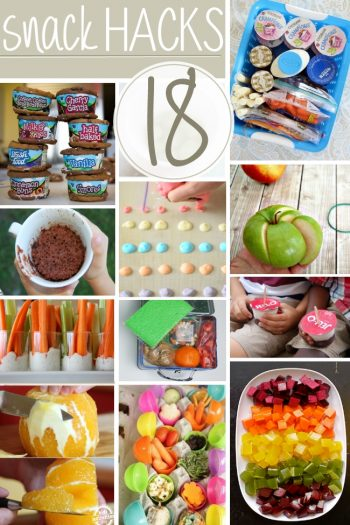 18 food hacks and diy tips