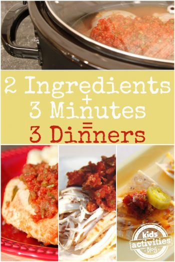 Easiest Slow Cooker Chicken Dinner Recipe for Families
