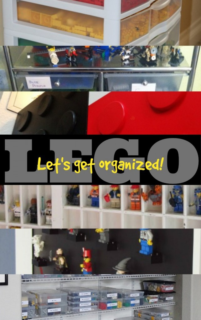 LEGO organization solutions