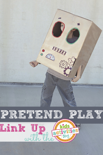 Pretend Play Ideas - Share Yours!