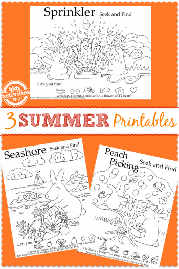 Summer-Kids-Printables