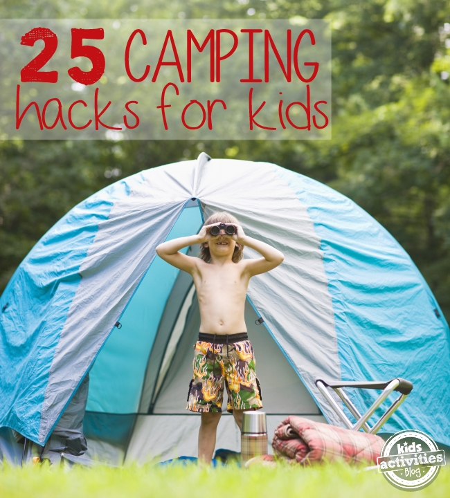 Camping With Kids (Tips For Families)