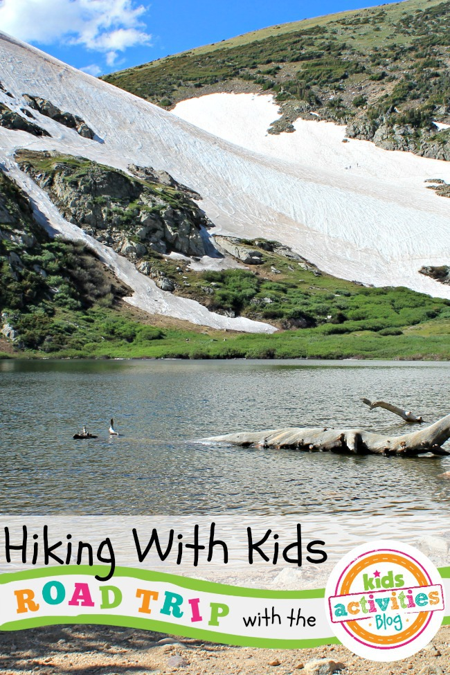 Hiking With Kids In Denver, Colorado