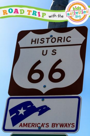 Route 66 Road Trip With The Kids Activities Blog