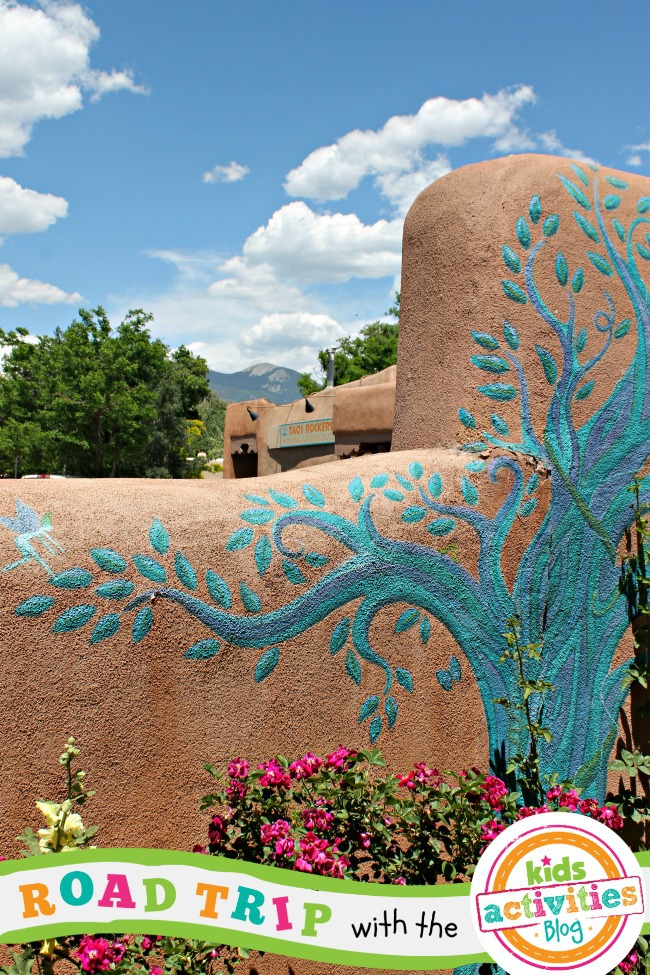 Go For a Twirl in Taos