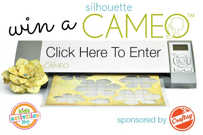 win a silhouette cameo click here to enter