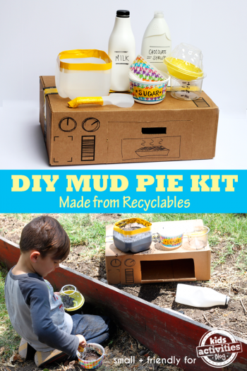 DIY Mud Pie Kit