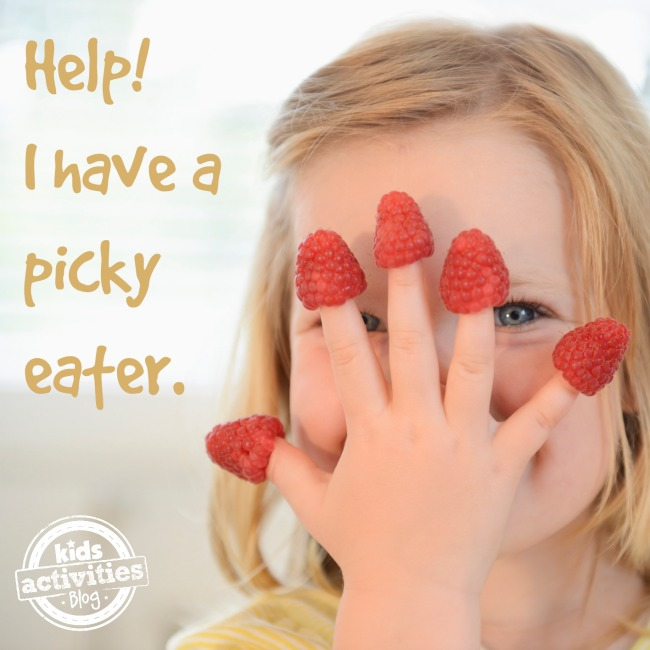 Help I have a picky eater
