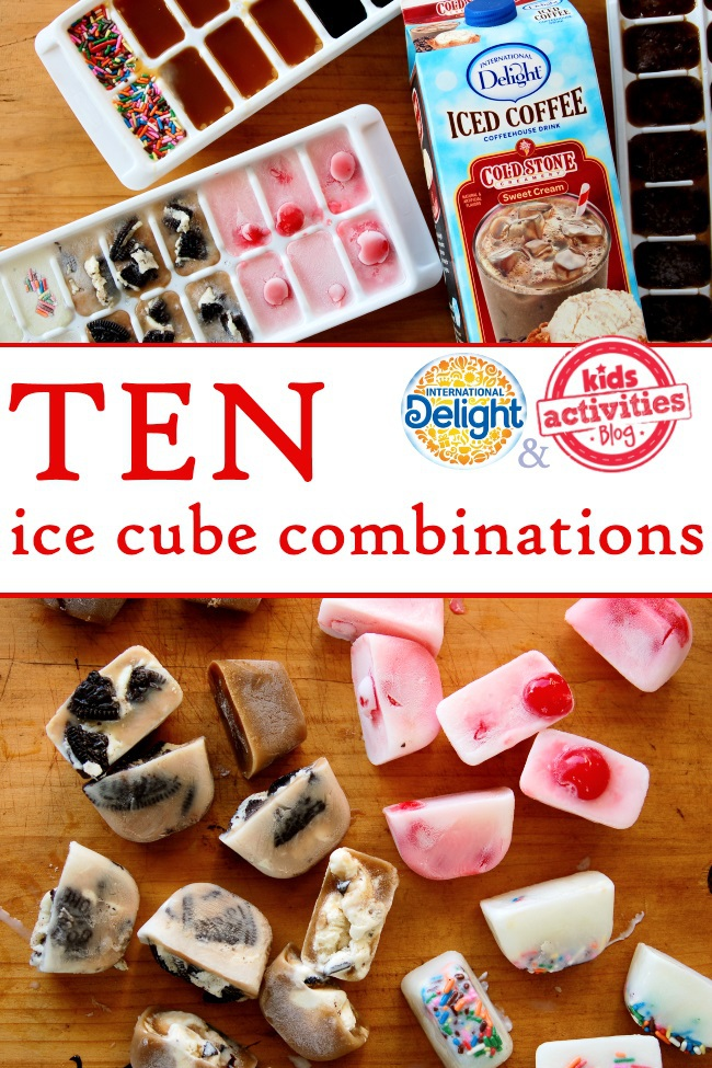 ice cube combinations with ID