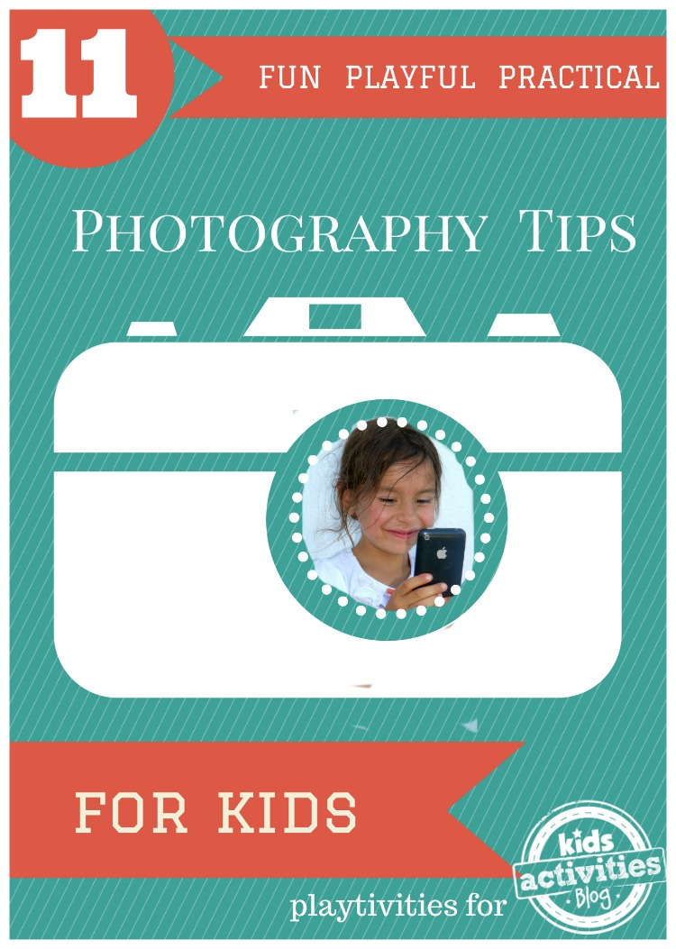 photography for kids