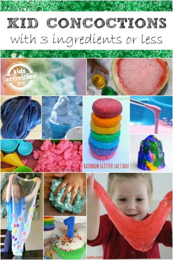 35 concoctions for kids