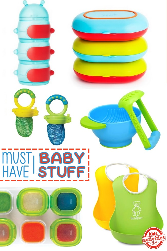 {Must Have} Baby Products for Busy Moms