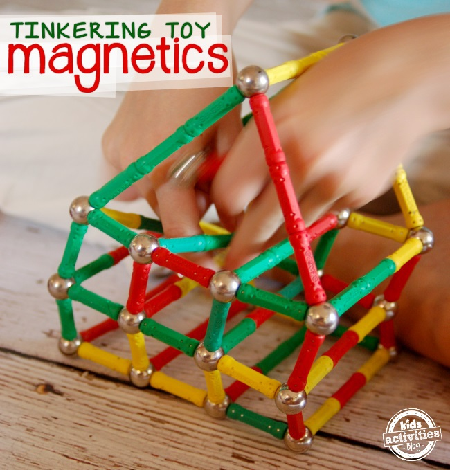 magnetics toy review and diy case