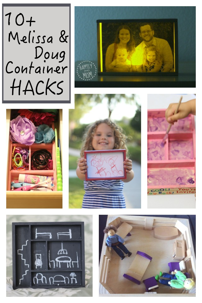 Over 10 Ways to Repurpose Melissa and Doug Boxes